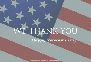 Veteran's Day - MoxDog Media Solutions